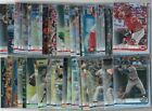 160 Different 2019 Topps Update RAINBOW FOIL PARALLEL Starter Set Lot