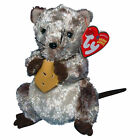 Ty Beanie Baby Cheesly - MWMT, Mouse