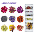 Natural Dried Flower Herbs Kit For Bath Soap Making Candle Making