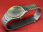 Women's EBEL Wave 18k and Steel with 45 Diamonds - New Battery!
