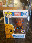 Metallic The Thing Funko Pop! SDCC Exclusive! VERY RARE! MINT!