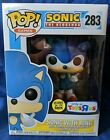 Funko Pop Sonic the Hedgehog Sonic with Ring (Glows) #283 - Toys R Us Exclusive