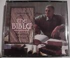 The Bible - Charlton Heston Spoken Word Extremely Rare Limited 2 CD Set OOP