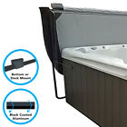Puri Tech Cover Lifts Fold Bottom or Deck Mount Spa  Hot Tub Cover Lift Removal