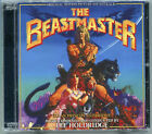 Rare THE BEASTMASTER soundtrack CD By Lee Holdridge Dragon's Domain LImited 1000