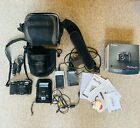 Canon PowerShot G11 WITH Accessories & Wide Angled Lens & Ext Canon Flash