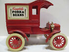 VINTAGE ERTL CO. 1905 FORD'S CAMPBELL'S PORK & BEANS FIRST DELIVERY CAR BANK