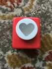Carl Heart Shaped Paper Stamp Punch