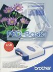 Brother PED Basic Embroidery Design Transfer Box No Card Included