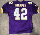 Authentic Vintage 2005 45th Anniversary Minnesota Vikings Darren Sharper Jersey