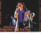 ROLLING STONES CD ALBUM OAKLAND 1ST & 2ND DAY 1997 CONTRA BAND MUSIC ROCK POP