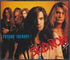 SKID ROW PSYCHO THERAPY WORLD TOUR CD ALBUM RIOT ACT HEAVY METAL BAND HARD ROCK