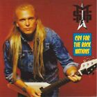 THE MICHAEL SCHENKER GROUP CRY FORTHE ROCK NATIONS FULL METAL JACKET 0505003-1/2