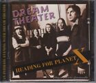 DREAM THEATER HEADING FOR PLANET X LIVE CD ALBUM THE SILENT MAN ROCK BAND