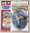 STARTING LINEUP COOPERSTOWN COLLECTION WHITEY FORD NEW YORK YANKEES WITH CARD