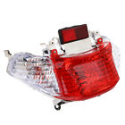 Motorbike 12V Rear Tail Light Lamp for 49cc 50cc Gy6 Scooters Moped TaoTao
