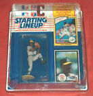 1990 Edition Starting Lineup Dave Stewart Oakland A's Athletics In Display Case