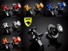 10mm Swingarm Sliders Spools for Kawasaki Ninja ZX6R/ZX636 ZX6RR ZX7R/ZX7RR