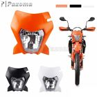 Motocross Dirt Bike Headlight Headlamp Fairing For KTM 690 Enduro R SMC R 19-20