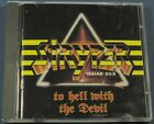 Stryper To Hell With The Devil CD ORIGINAL Enigma 1986 EEC Europe RARE