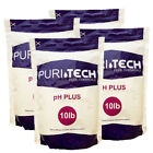 Puri Tech Chemicals pH Plus 40 lb Resealable Bag for Pools  Spas Increases pH