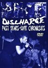 DISCHARGE PAST YEARS LIVE CHRONICLES DVD LIVE IN JPN & UK PUNK ROCK BAND