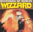 WIZZARD MYSTERIES OF MERLIN LIVE CD ALBUM GOTTA CRUSH ABOUT YOU ROCK BAND ELO