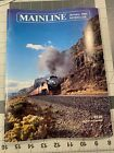 MAINLINE MODELER January 1990 table contents pictured nyc bm Sou UP CO MP SP