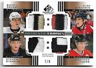 Top-Selling 2011-12 SP Game Used Hockey Cards 23