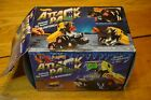1992 Hot Wheels ATTACK PACK Big Ones BLOWTORCH MONSTER Fire Truck BOX ONLY