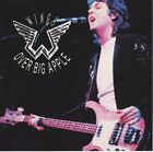 PAUL MCCARTNEY & WINGS OVER BIG APPLE CD ALBUM LIVE IN NY THE BEATLES ROCK BAND