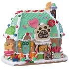2019 LEMAX Holiday House Village - SWEET LITTLE PET SHOP Light Up