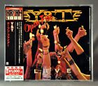 Y&T Dave MENIKETTI Open Fire Orig 2018 JAPAN Plastic Case CD UICY-78625 HR/HM