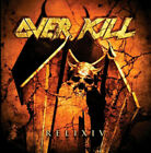 Overkill : RELIXIV CD (2012) Value Guaranteed from eBay's biggest seller!