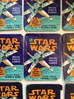 1977 Star Wars series five Topps 9 wrappers lot deal