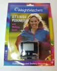 Weight Watchers Winning Points Pedometer and Walking Guide NEW
