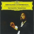 Bruckner Symphonien Giuseppe Sinopoli Free Shipping with Tracking# New Japan