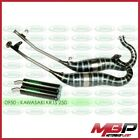 Silencer Exhaust Expansions Kawasaki Kr 1S 250 1991 1992 Jollymoto With