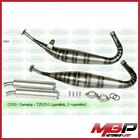Silencer Exhaust Expansions Benelli 250 2C Jollymoto with Silencer Aluminum
