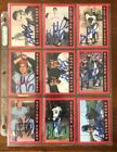 Gaylord Perry autograph set 10 card set all cards signed