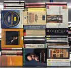 Lot Of High Dollar Classical Music CDs Imports and Box Sets Decca, London DG