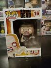 Funko Pop AMC The Walking Dead Bicycle Girl 16 Vinyl Figure WITH PROTECTOR