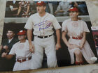 Tom Hanks Autographed great 11X14 A League of Their Own photo JSA Certified