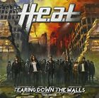 H.E.A.T-TEARING DOWN THE WALLS (TOUR EDITION)-JAPAN 2 SHM-CD H40 F/S w/Tracking#