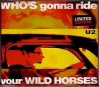U2.Cd Who'S Gonna Ride Your Wild Horses Limited Edition