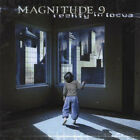MAGNITUDE 9 - Reality in Focus (CD, 2001, Inside Out) NEAR MINT - Power Metal