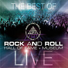 Best of Rock and Roll Hall of Fame + Museum Live [Box] by Various Artists...