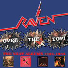 Raven : Over the Top!: The Neat Years 1981-1984 CD Box Set 4 discs (2019)