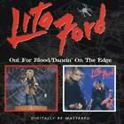 Lita Ford : Out for Blood/dancin' On the Edge CD (2007) FREE Shipping, Save £s