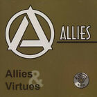Allies ‎– Allies & Virtues - NEW CD STILL SEALED